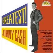 Johnny Cash: Greatest! [Bonus Tracks]