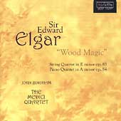 Elgar - Wood Magic / John Bingham, The Medici Quartet