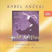 Ancerl Gold Edition 20 - Tchaikovsky: Piano Concerto, etc