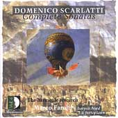 Scarlatti: Complete Sonatas Vol 6 / Marco Farolfi