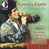 Romanza España / Burning River Brass