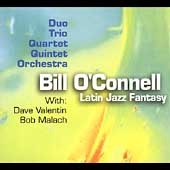 Bill O'Connell (Piano): Latin Jazz Fantasy