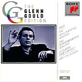 Glenn Gould Edition - Bach: The Well Tempered Clavier I