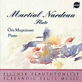 Music for Flute by Icelandic Composers / Nardeau, Magnússon