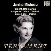 French Opera Arias / Janine Micheau