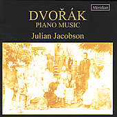 Dvorak: Piano music / Jacobson