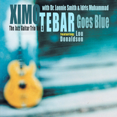 Ximo Tebar: Goes Blue