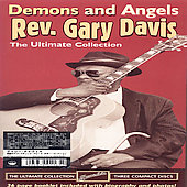 Rev. Gary Davis: Demons and Angels: The Ultimate Collection