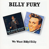 Billy Fury: We Want Billy!/Billy