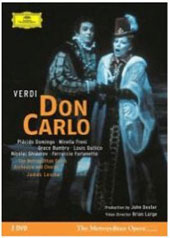 Verdi: Don Carlo / Levine/Met, Domingo, Freni, Bumbry [2 DVD]