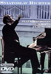 Sviatoslav Richter plays Beethoven & Chopin in Moscow (live, 1976) [DVD]