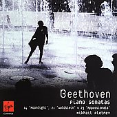 Beethoven: Piano Sonatas no 14, 21 & 23 / Mikhail Pletnev