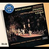 Mussorgsky: Boris Godunov / Karajan, Ghiaurov