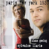 Paris-New York, 1930 - Music for Saxophone / Gensig, Ilario