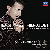 Saint-Sa&euml;ns: Piano Concertos no 2 & 5 / Thibaudet, Dutoit