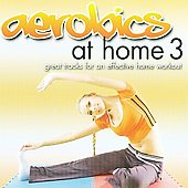 Various Artists: Aerobics at Home, Vol. 3 (Orange Edition)