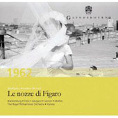 Mozart: Le nozze di Figaro, K 492 / Varviso, Blankenburg, Freni, Bacquier, Royal PO & Chorus, et al