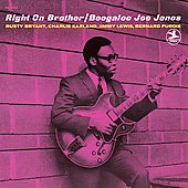 Boogaloo Joe Jones: Right on Brother [Bonus Tracks]