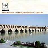 Samani Ensemble: Air Mail Music: Iran - Percussions