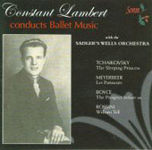 Tchaikovsky, Meyerbeer, Boyce, Rossini: Ballet Music / Constant Lambert, et al
