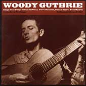 Woody Guthrie: Woody Guthrie Sings Folk Songs