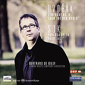 Dvor&aacute;k: Symphony no 9 Op 95;  Suk: Poh&aacute;dka Op 16 / Billy, Vienna Radio SO, et al