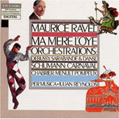 Ravel, Chabrier: Orchestral Works / Julian Reynolds