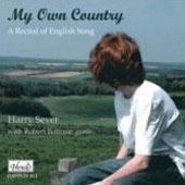 My Own Country: A Recital of English Song (sever, Bottone)