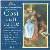 Mozart: Cos&#236; fan tutte