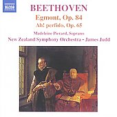 Beethoven: Egmont Incidental Music