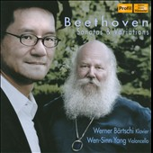 Beethoven: Sonatas & Variations