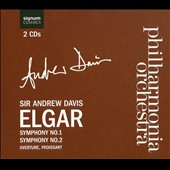 Elgar: Symphonies Nos 1 & 2 / Andrew Davis