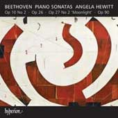 Beethoven: Piano Sonatas Vol. 3 / Angela Hewitt
