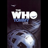 The Who: Tommy Live [DVD]
