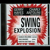 Gerry Hayes/Charly Antolini: Swing Explosion