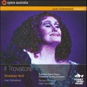 Giuseepi Verdi: Il Trovatore / Joan Sutherland, Richard Bonynge