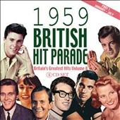 Various Artists: 1959 British Hit Parade, Pt. 1: January-July