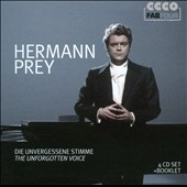 The Unforgotten Voice / Hermann Prey, baritone