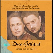 Violin Duos, Vol. 4 by Ahvenjarvi, Hidman, Keuk, Samskog, Lappalainen & Asplund