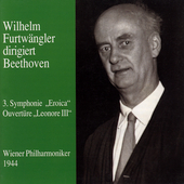Wilhelm Furtw&#228;ngler dirigiert Beethoven / Vienna PO