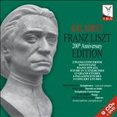 Liszt 200th Anniversary Edition Box Set