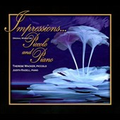 Impresssions ...: Original Works for Piccolo and Piano
