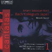 Bach: Cantatas Vol 1 / Suzuki, Bach Collegium Japan