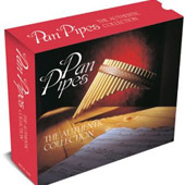 Various Artists: Pan Pipes: Authentic