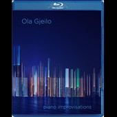 Works by Ola Gjeilo - Piano Improvisations: compositions of free improvisations / Ola Gjello, piano [Blu-ray audio]