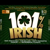 Various Artists: 101% Irish