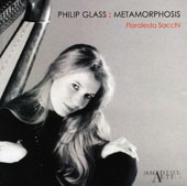 Philip Glass: Metamorphosis; Modern Love Waltz; Trilogy Sonata / Floraleda Sacchi, harp & creative mix
