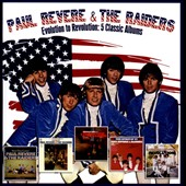 Paul Revere & the Raiders: Evolution to Revolution: 5 Classic Albums