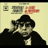 Stravinsky Conducts Stravinsky: 2 Versions of The Rite of Spring & Firebird / Columbia SO (1960); New York PO (1940)