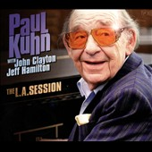 Jeff Hamilton (Drums)/John Clayton/Paul Kuhn: The L.A. Session [Digipak]